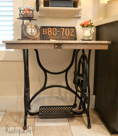 Sewing Machine Stand_Desk