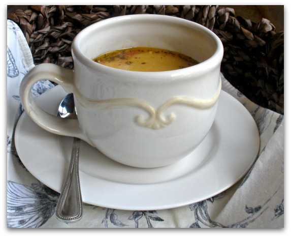Rustique Tuscan Chicken Soup