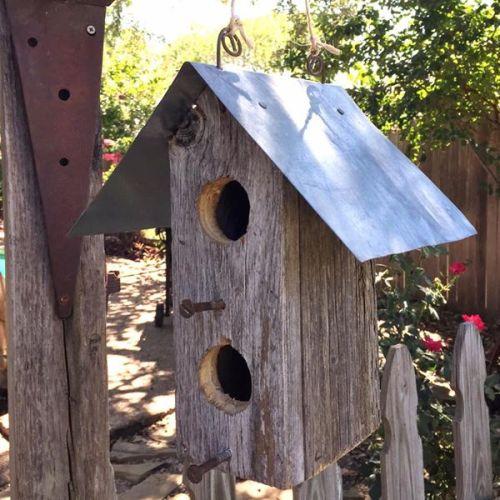 birdie-house