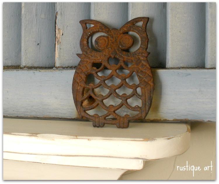 Owling Rustique