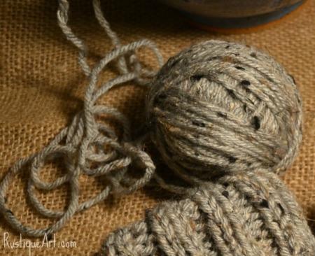 Hand Knit Boot Cuffs