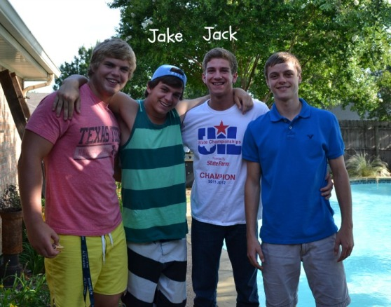 jake and jack